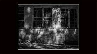 The Richard Philip Soltice Gallery - Light and Shadows onBrick Building